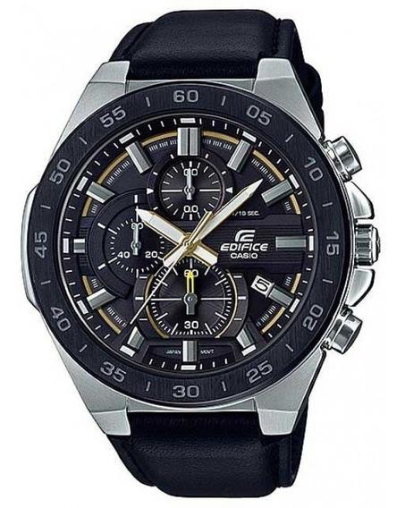 Relógio Casio Edifice Masculino Couro Efr-564bl-1avudf