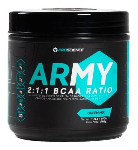 Army Bcaa Proscience Aminoacidos - Unidad a $104900