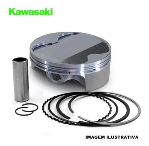Kit Pistão Original Kawasaki  Kxf250 17-18 Stand. 13001-0793