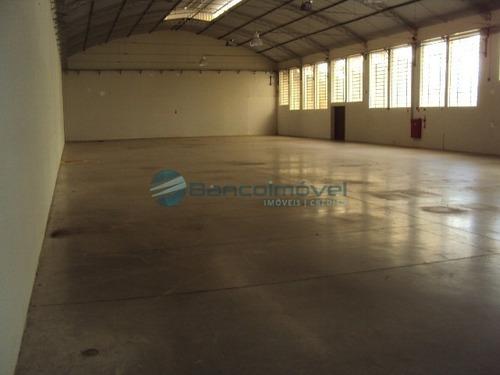 Barracão Para Alugar Santa Candida - Ba00108 - 4360203