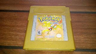 Pokemon Gold Version Game Boy