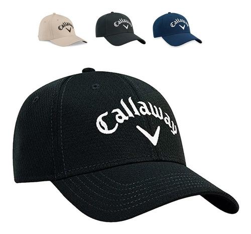 Imagen 1 de 10 de Gorra Callaway Side Crest   The Golfer Shop