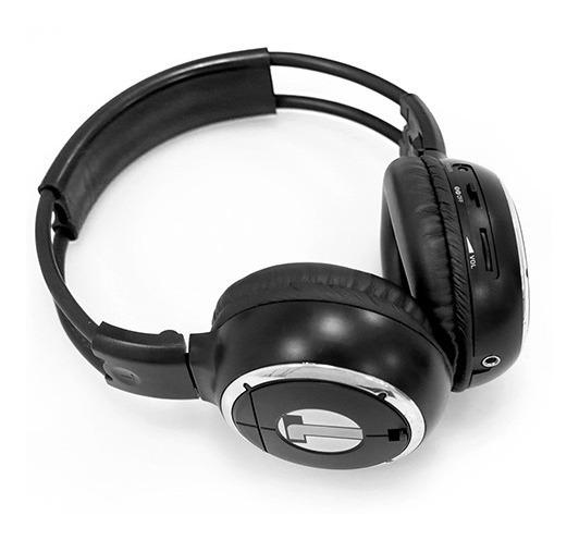 Fone De Ouvido Música Headset Com Cabo P2 Infravermelho