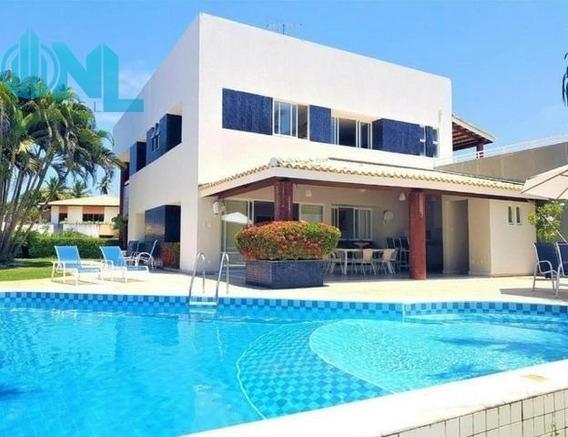 Casa Dúplex No Condomínio Porto Busca Vida Em Camaçari À Venda! - N1825 - 34736490