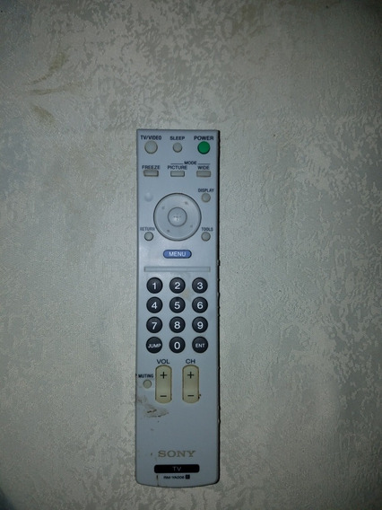 Carcasa Control Sony