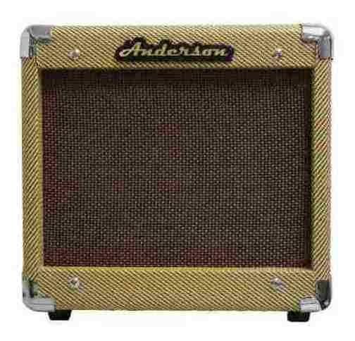 Amplificador Anderson Gv25r 25w Para Guitarra Vintage H
