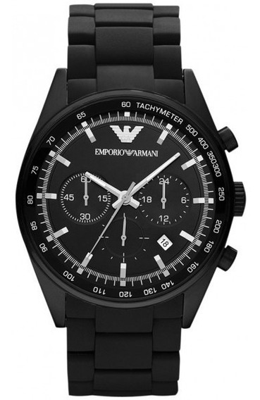 Relógio Emporio Armani Ar5981 Preto P. Entrega Frete Grátis.