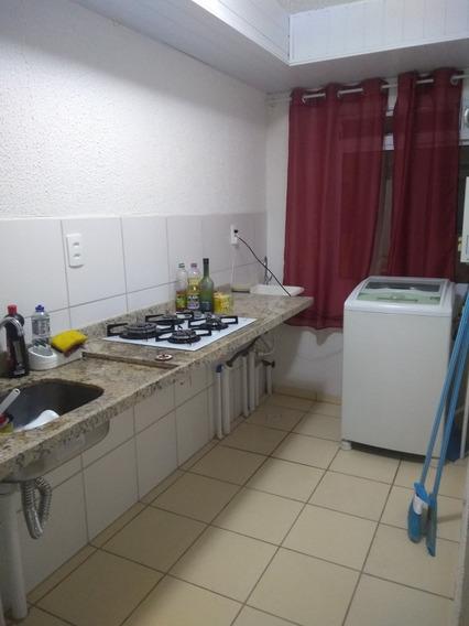 Apartamento Com 2 Quartos, Sala, Cozinha, Banheiro