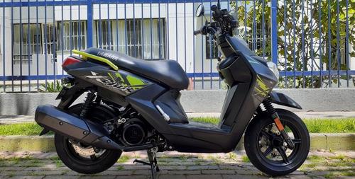 Yamaha Bws Fi, 2021, 4000 Km