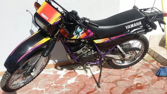 Motor Dt-125.yamaha