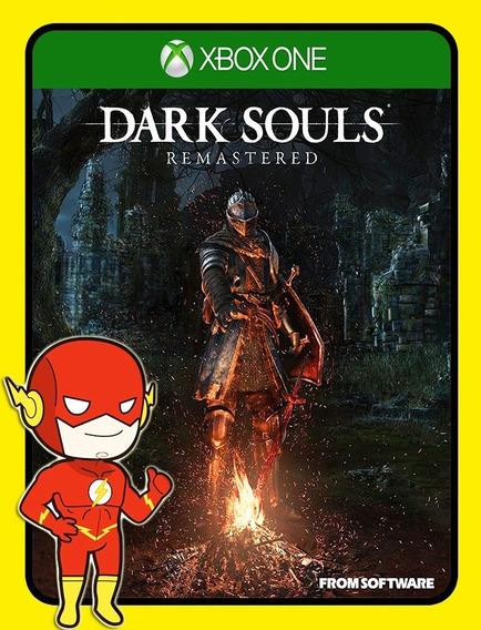 Dark Souls Remastered Xbox One - 25 Dígitos (envio Flash)