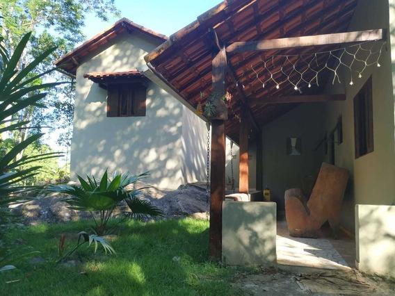 Chácara De Alvenaria Mobilhada Em Itariri-sp