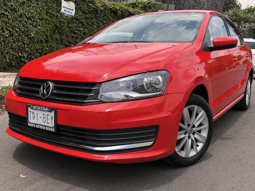 Imagen 1 de 12 de Volkswagen Vento 1.6 Comfortline Mt 2018