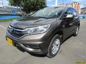 Honda Cr-v Cr V 5dr Lxc 4wd Cvt