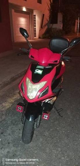 Vendo O Cambio Scooter Freedom 150
