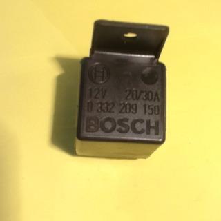 Rele 5 Patas 20/30 A Bosch. Precio 5 Piezas