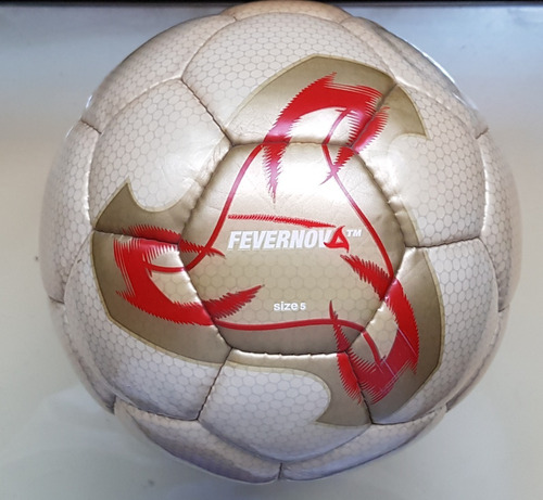 Para editar pivote segundo  Balón adidas Fevernova Copa Mundial Fifa 2002 | Mercado Libre