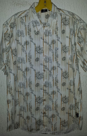 Versace Jeans Couture Camisa Casual Caballero Talla L/g