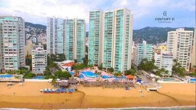 Venta De Departamento En Century Resort Acapulco