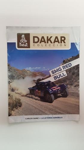 Libro Coleccion Dakar Smg Red Bull 2014