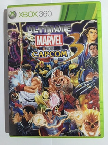 Marvel Vs. Capcom 3 Fate Of Two Worlds Para Xbox 360