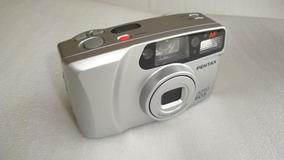 Maquina Fotografica Espio 60s Pentax - Usada No Estado