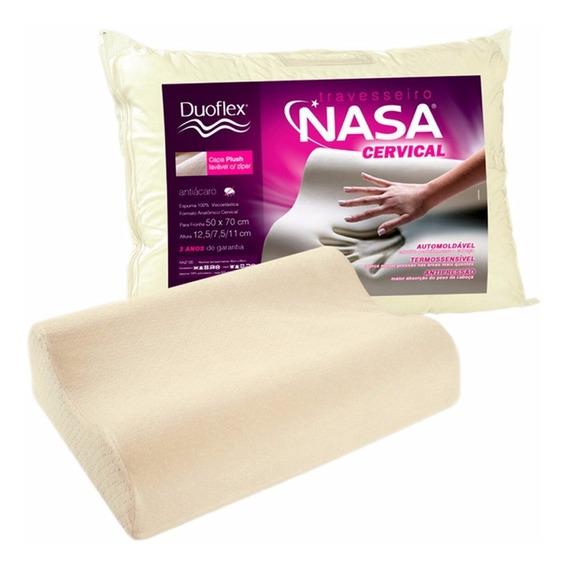 Travesseiro Cervical Nasa Duoflex
