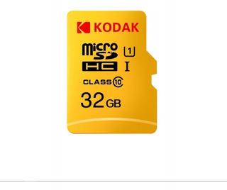 Micro Sd 32gb Kodak Sdhc Classe 10 U1 Original