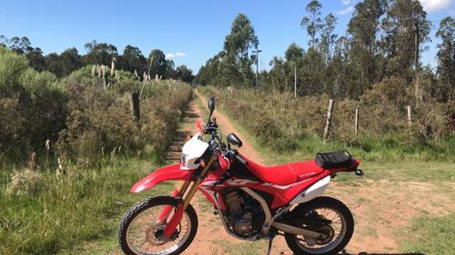 Moto Honda Crf250l - Dual Sport/enduro