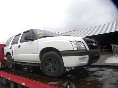 Sucata Chevrolet Blazer 2.4 Advantage 2011 Flexpower