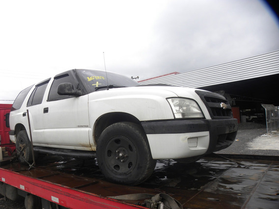 Sucata Chevrolet Blazer 2.4 Advantage 2011 Flexpower