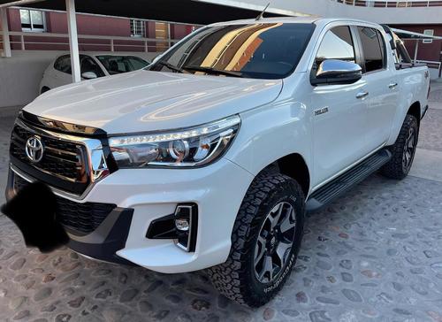 Imagen 1 de 14 de Toyota Hilux 2019 2.8 Cd Srx 177cv 4x4 At