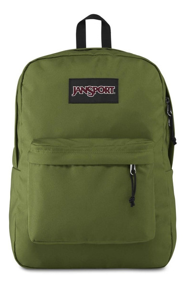 Zonazero Mochila Jansport Superbreak New Olive