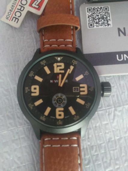 Relógio Original Militar Nv Force Novo
