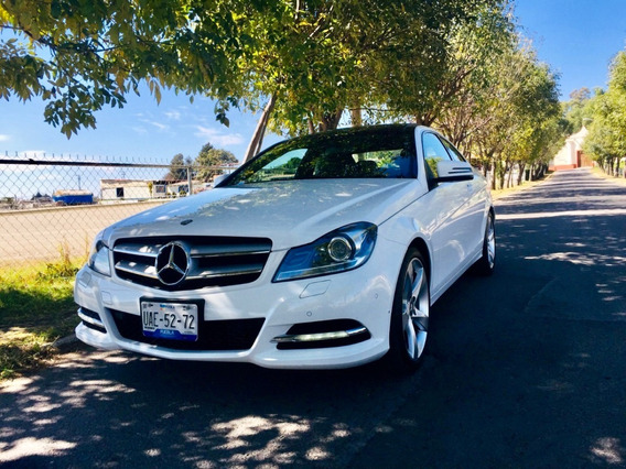 Mercedes Benz C 250 Coupe , 4 Cil Turbo, Maximo Equipo 2015