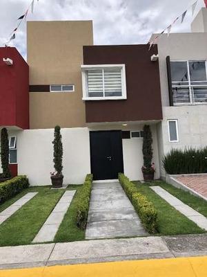 Casa A Estrenar, En Venta, Toluca, San Mateo Otzacatipan