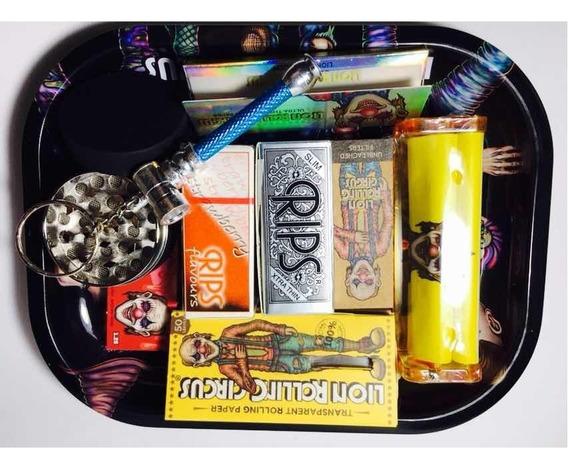 Kit Lion Rolling Circus - Colores / Armar Pica Máquina Ocb