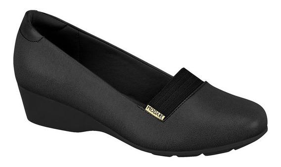 Zapato Mujer Taco Chico Plantilla Acolchada Modare 7014.255