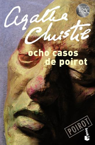 Imagen 1 de 1 de Ocho Casos De Poirot Agatha Christie Booket