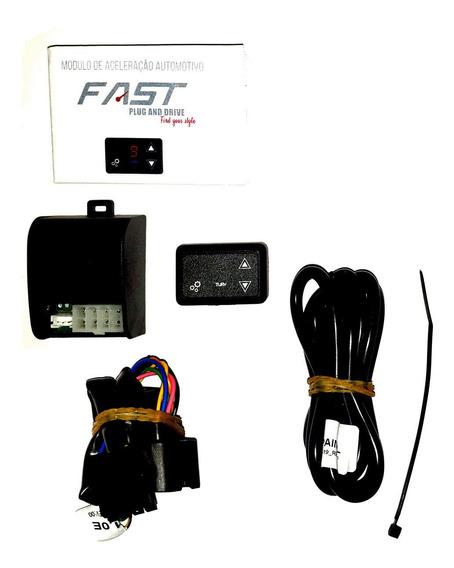 Fast 1.0 B Módulo Acelerador Gm Fiat Jeep Nissan Plug & Play