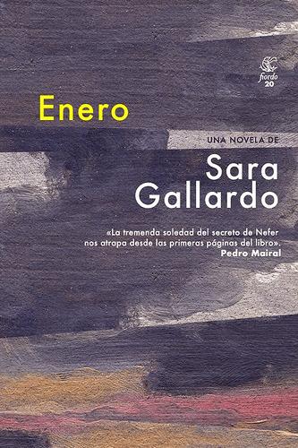 Enero - Sara Gallardo - Fiordo Editorial - Lu Reads