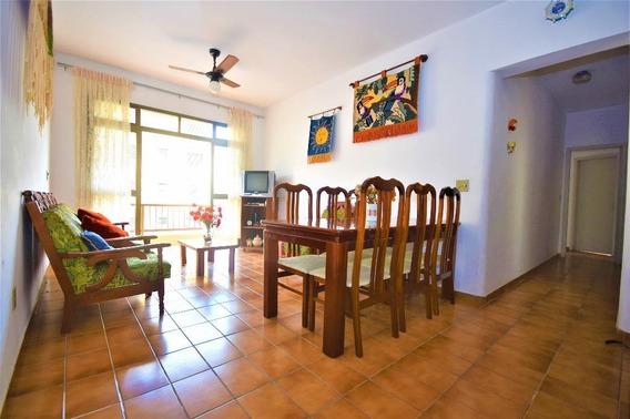 Apartamento Em Praia Das Astúrias, Guarujá/sp De 100m² 3 Quartos À Venda Por R$ 365.000,00 - Ap413208