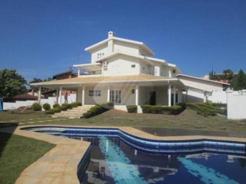 Casa À Venda Em Loteamento Caminhos De São Conrado (sousas) - Ca182046