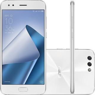Smartphone Asus Zenfone 4 3gb 32gb Ze554kl Branco Vitrine 2