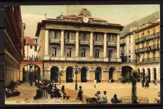 Numismza : Tarjeta España San Sebastian Color (s 376) Oferta
