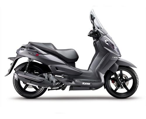 Scooter Sym Citycom 0km Nueva Ciclomotor Automatico