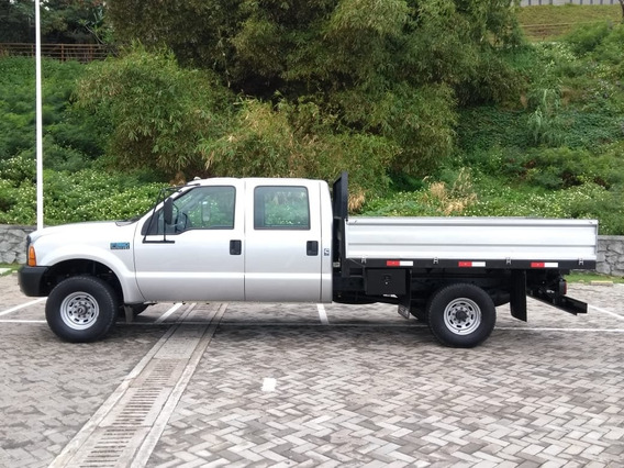 Ford F-350 3.9 Tropicampo Cd Turbo Intercooler Diesel 4p