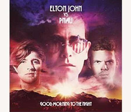 Cd Elton John Vs Pnau - Good Morning To The Night