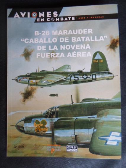 Livro Osprey B-26 Marauder
