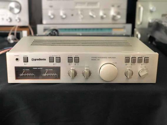 Amplificador Gradiente 126 Muito Novo!! Não 160 360 246 366